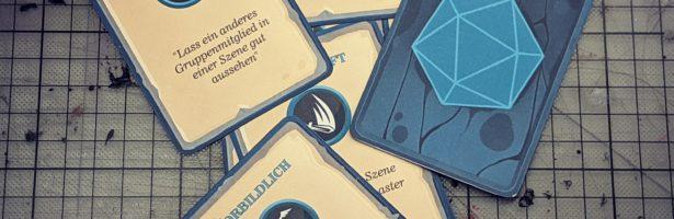 Rollenspiel Prompt Cards